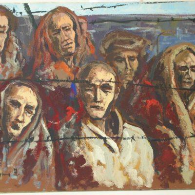 Adelio Bonacina - Auschwitz