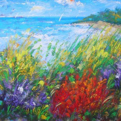 Adelio Bonacina - Colori al mare