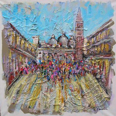 Adelio Bonacina - Impressioni veneziane