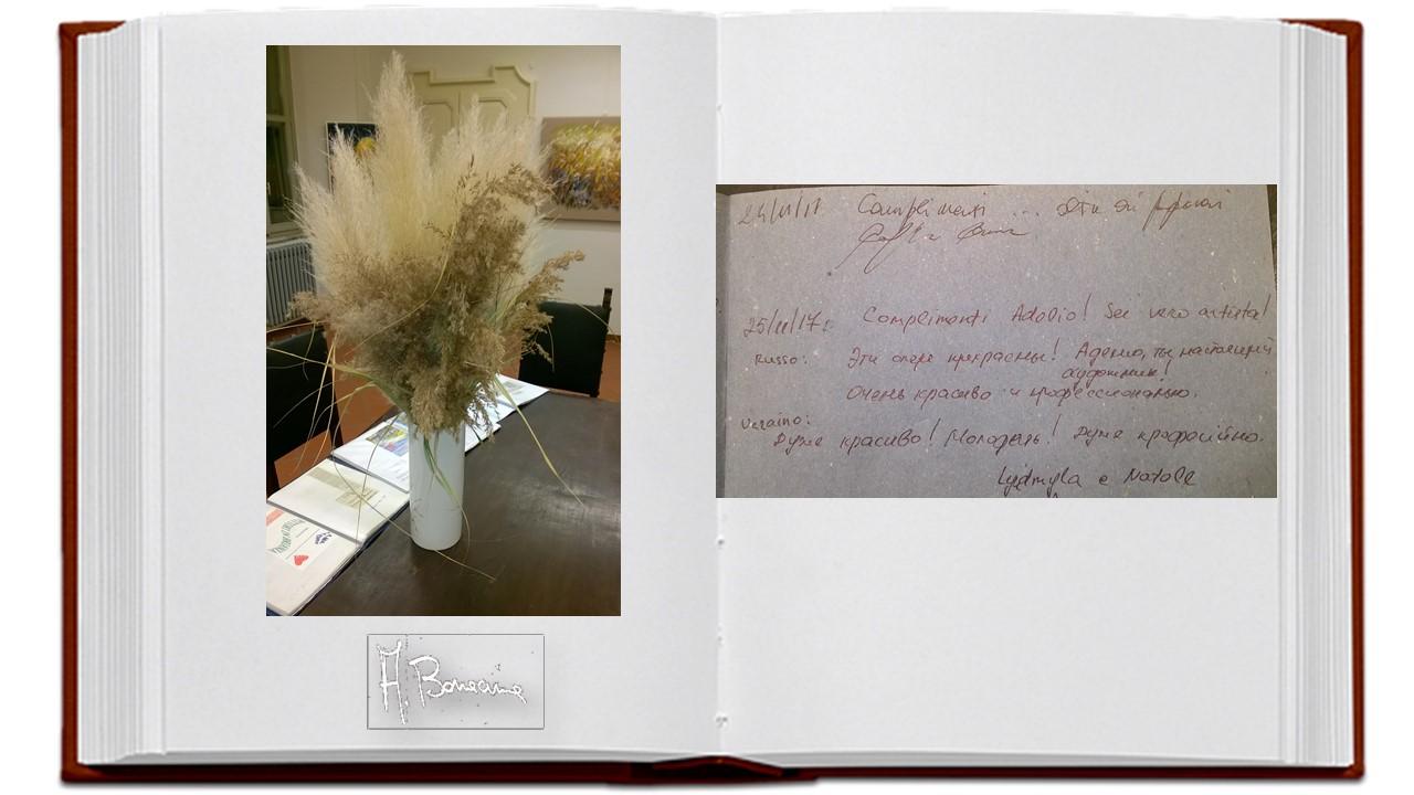 Libro degli ospiti adelio bonacina for Libro degli ospiti