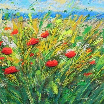 Adelio Bonacina - Note rosse nel verde