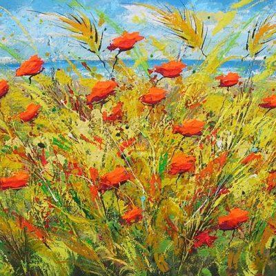 Adelio Bonacina - L'odore del grano