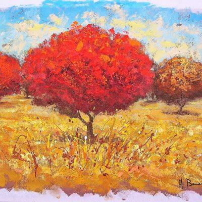 Adelio Bonacina - Quel caldo autunno