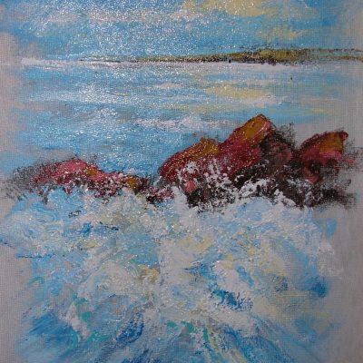 Adelio Bonacina - Quel lieve mormorio delle onde